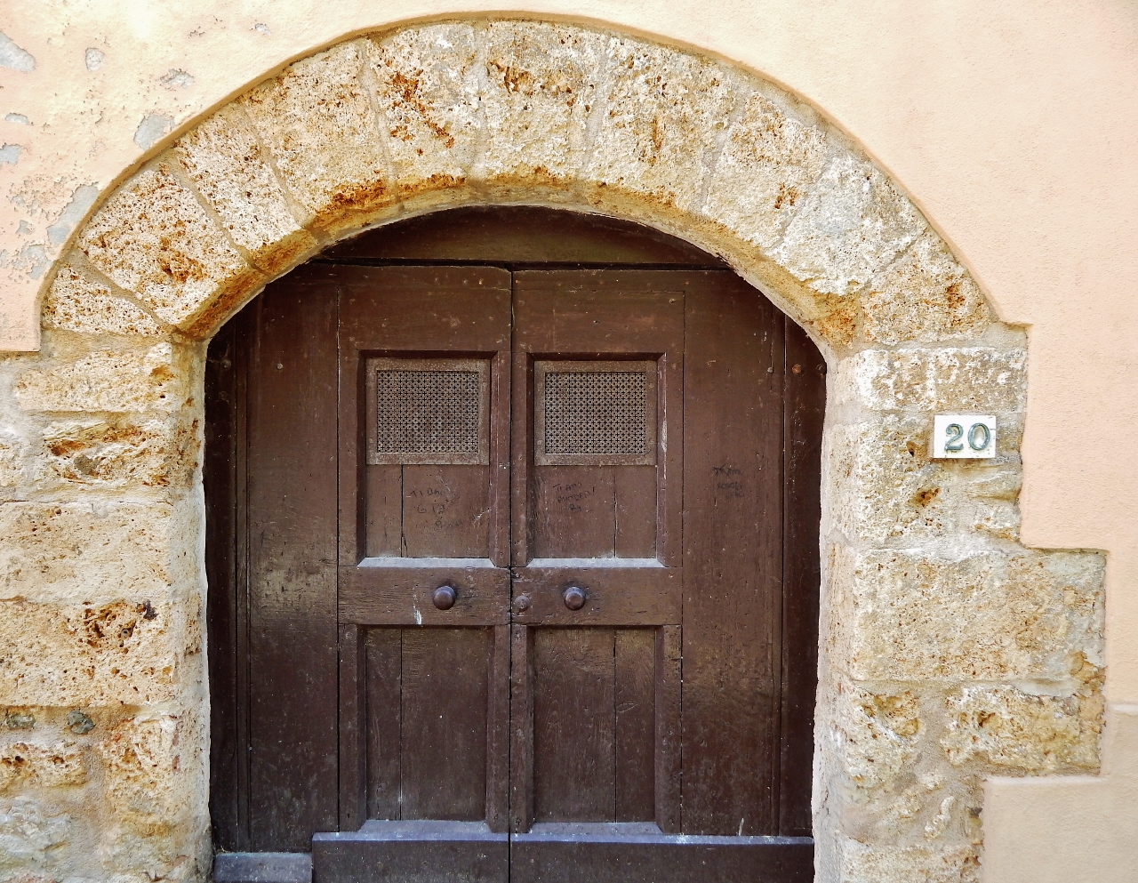 Thursday Doors, 14/3/19: Massa Marittima